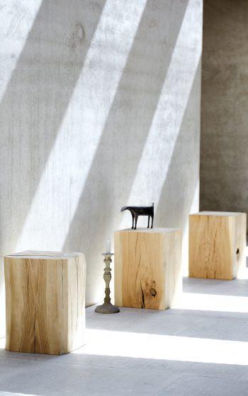 Beistelltisch Holz, Wohnaccesoires