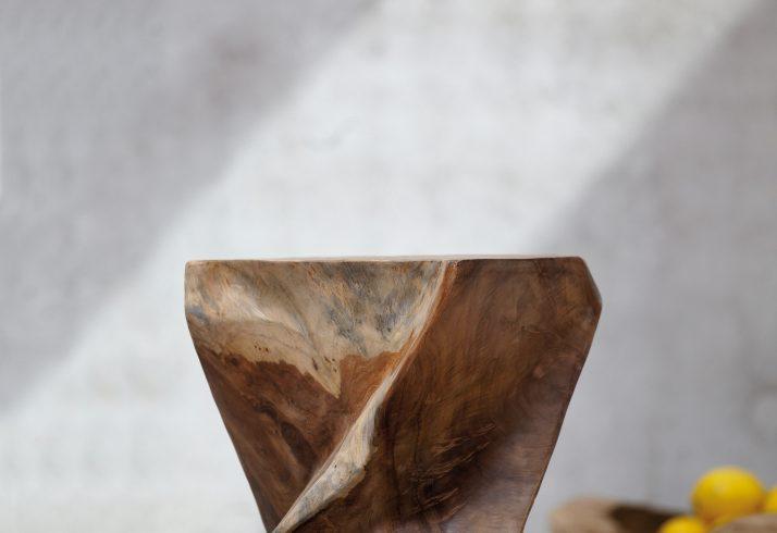 Beistelltisch Holz, Wohnaccessoire