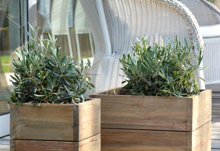 Garten- und Balkondekoration